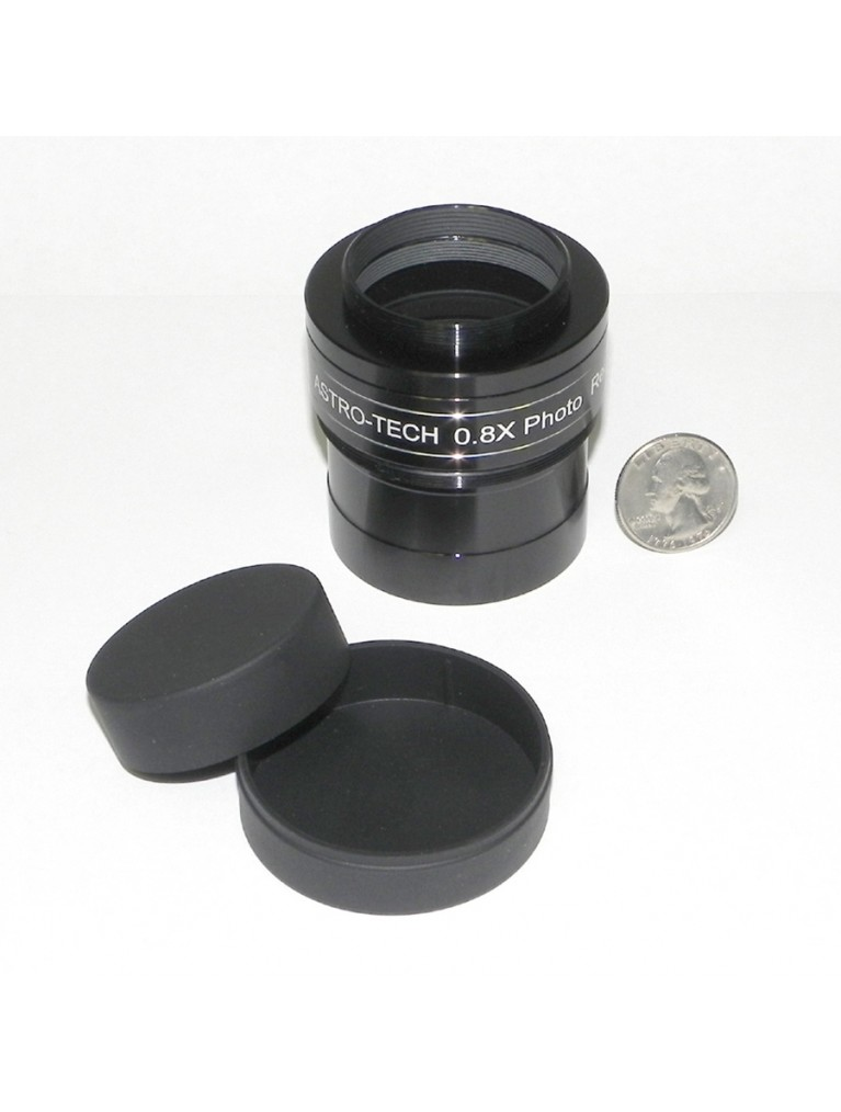 0.8x reducer/field flattener for Astro-Tech AT115EDT triplet apo refractor