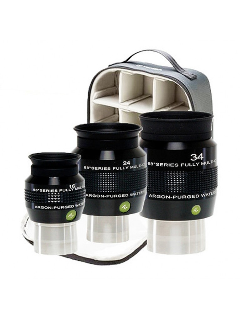 Explore Scientific 68 Degree Eyepiece Kit