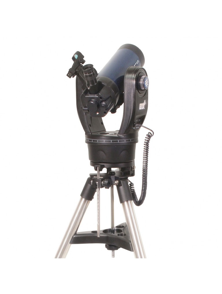 "ETX90 Observer 3.5"" go-to Maksutov, tripod, case, and Audiostar computer"