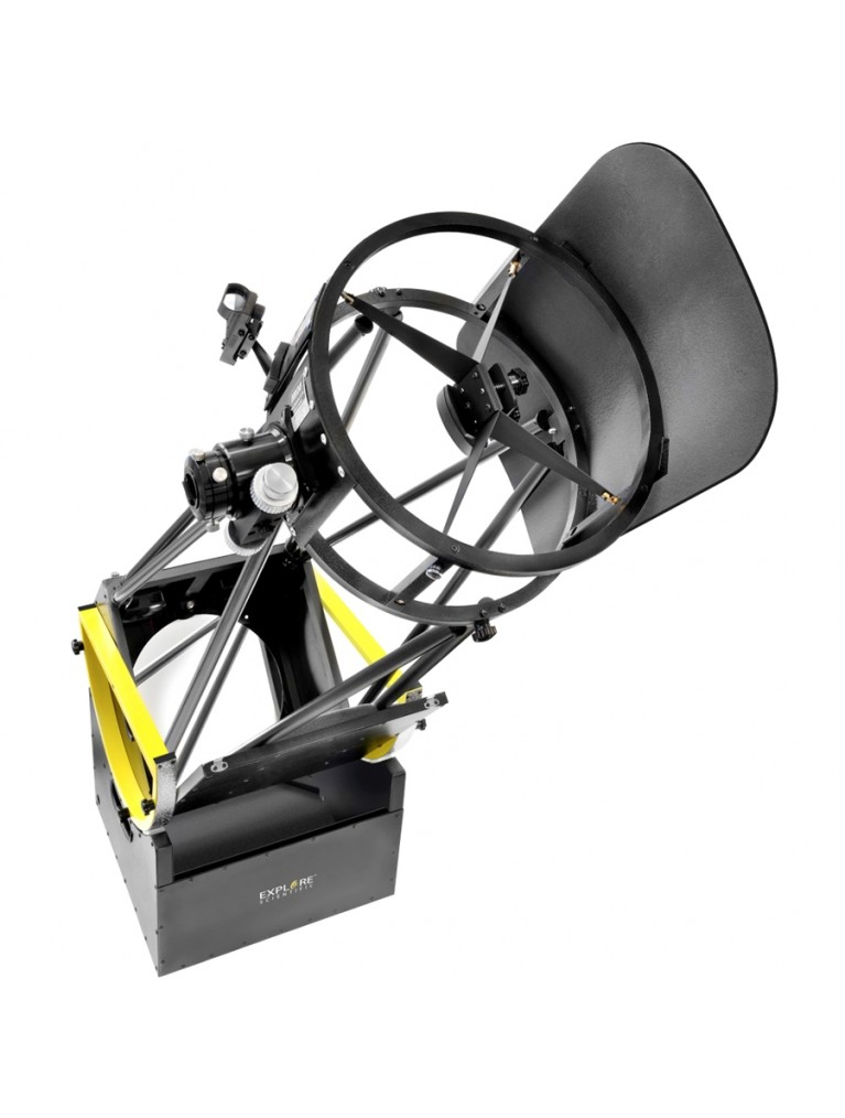 "Explore Scientific 16"" Truss Tube Dobsonian Telescope"