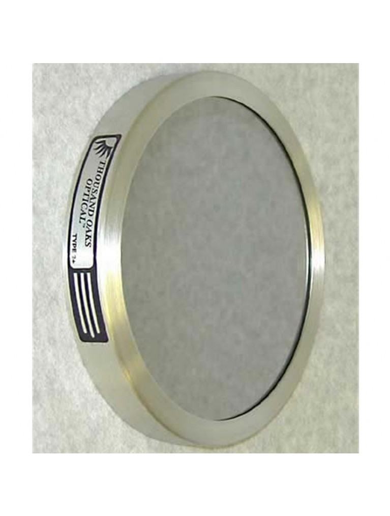 """Full aperture Solar Light filter for Celestron C-150CR and C-150HD 6"""" refractors and Takahashi FS-128"""