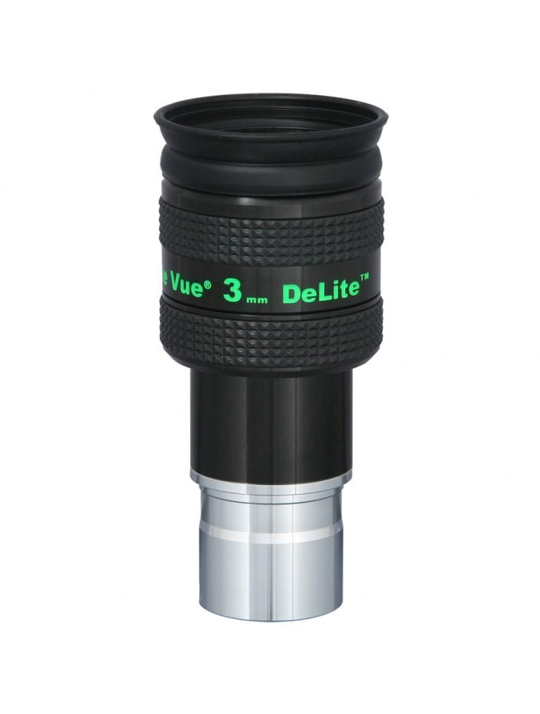 """TeleVue 3mm DeLite™ 62° 1.25"""" eyepiece EDE-03.0"""