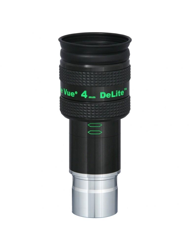 """TeleVue 4mm DeLite™ 62° 1.25"""" eyepiece EDE-04.0"""