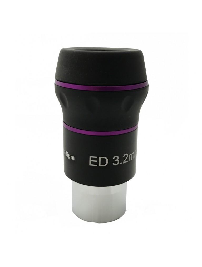 "Astro-Tech 3.2mm 1.25"" Paradigm Dual ED Eyepiece"