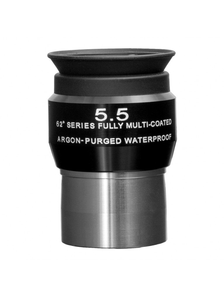 "Explore Scientific 62° 5.5mm 1.25"" Waterproof Eyepiece"