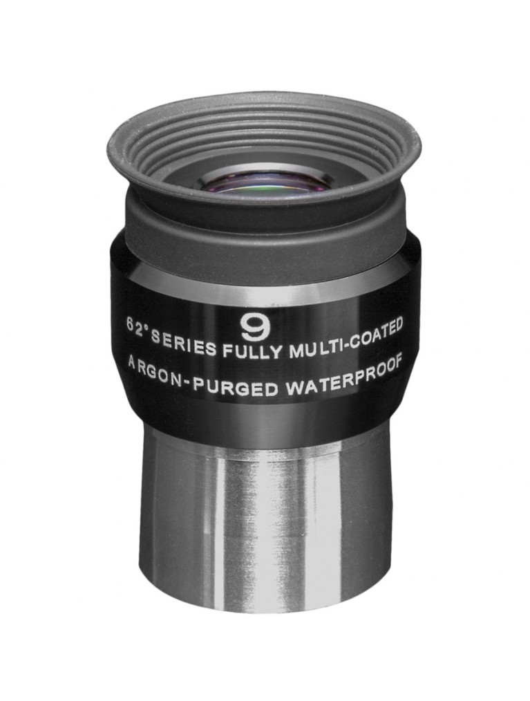 "Explore Scientific 62° 9mm 1.25"" Waterproof Eyepiece"