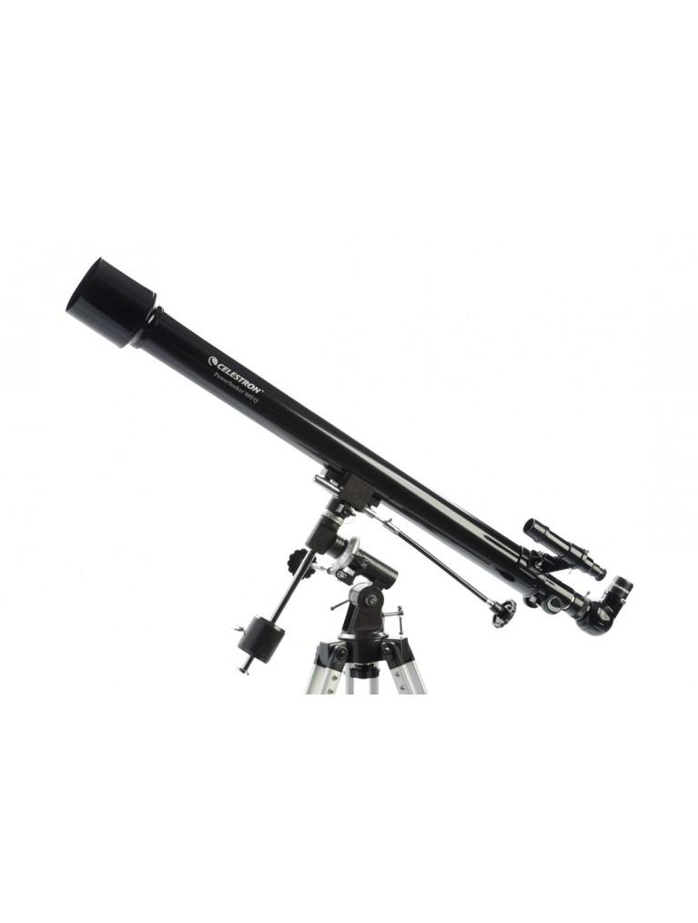 "PowerSeeker 60 EQ, 2.4"" Equatorial refractor"