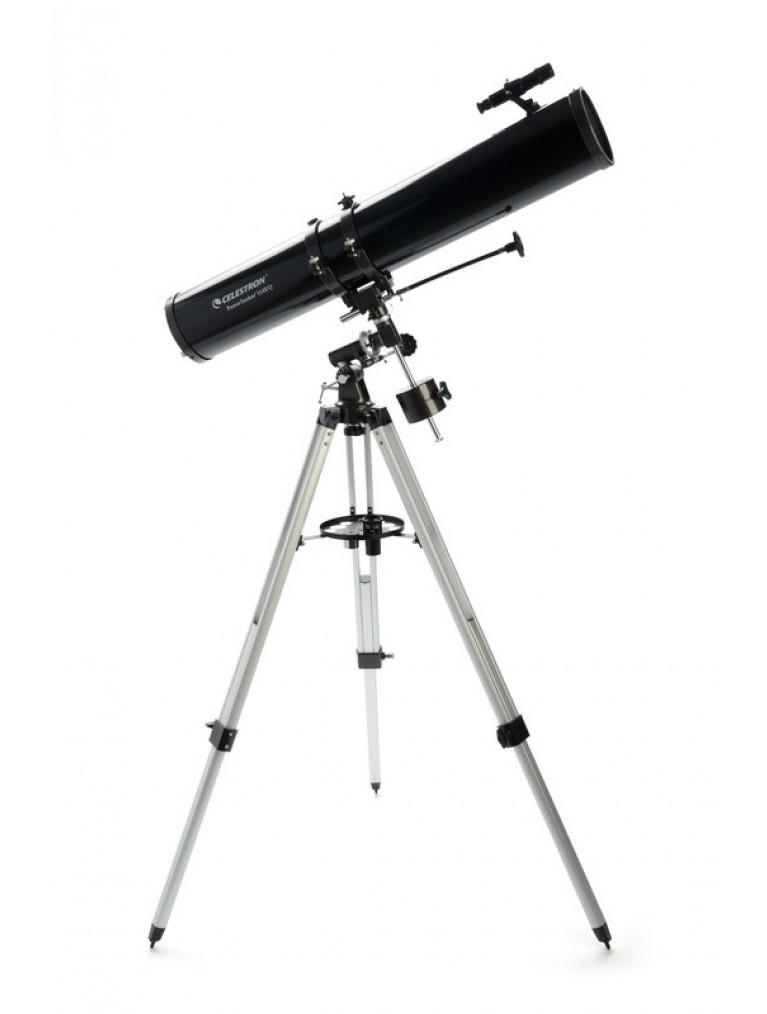 "PowerSeeker 114 EQ 4.5"" Equatorial reflector"