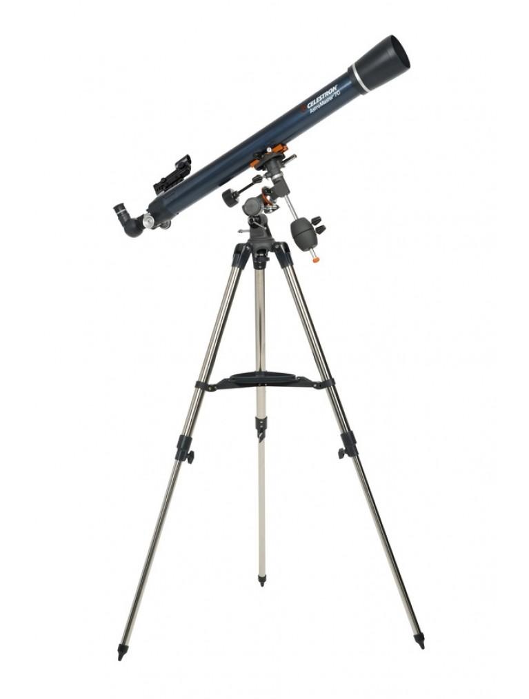 """AstroMaster 70 EQ, 2.8"""" Equatorial refractor"""