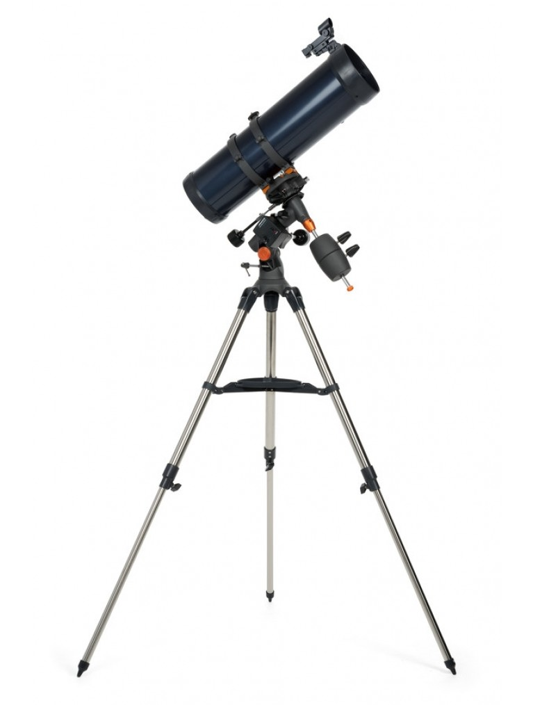 "AstroMaster 130 EQ MD, 5.1"" Equatorial reflector with motor drive"