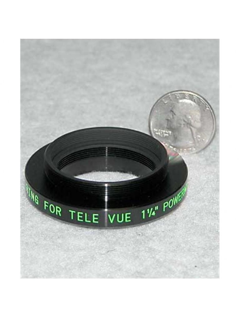"T-Ring adapter for 1.25"" Powermates"