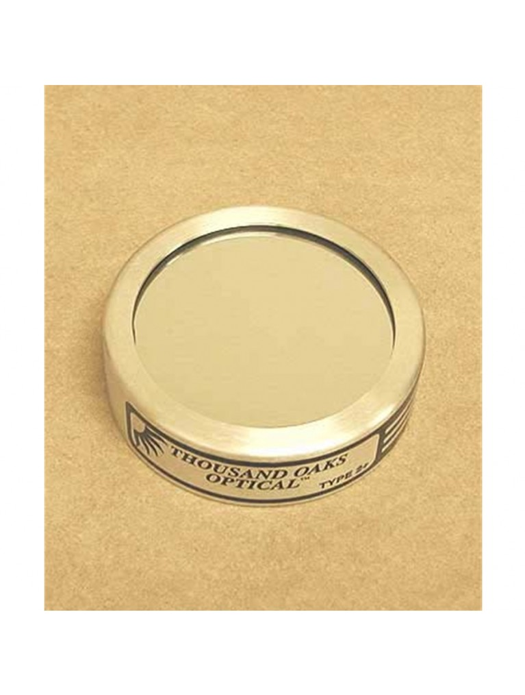 Full aperture glass filter for Takahashi FS-78/Sky 90 and TeleVue TV-85