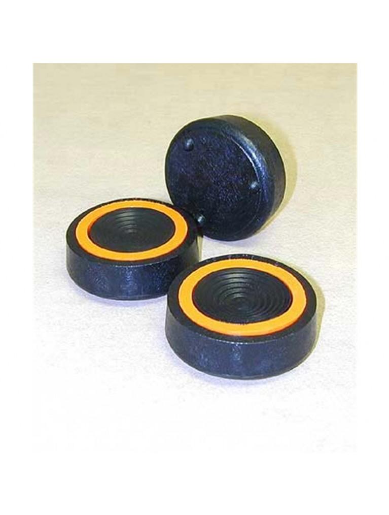 Vibration Suppression pads, set of 3