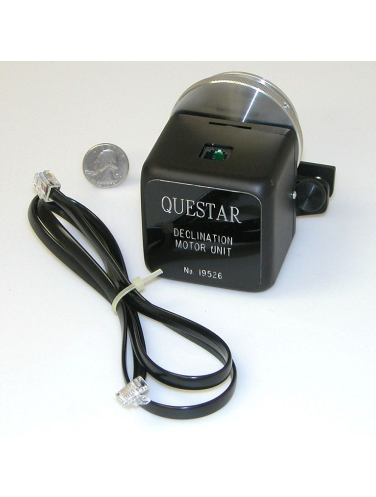 Questar Electric Declination for 3.5""