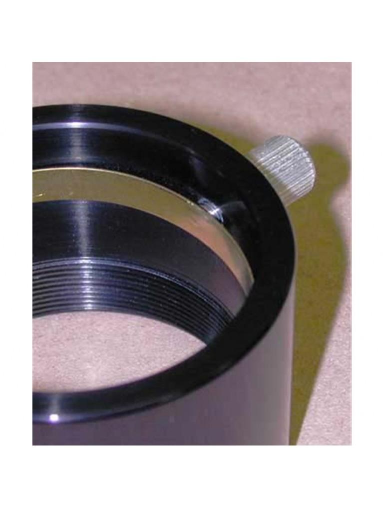 """Adapter to use 2"""" refractor diagonals on Schmidt-Cassegrains"""