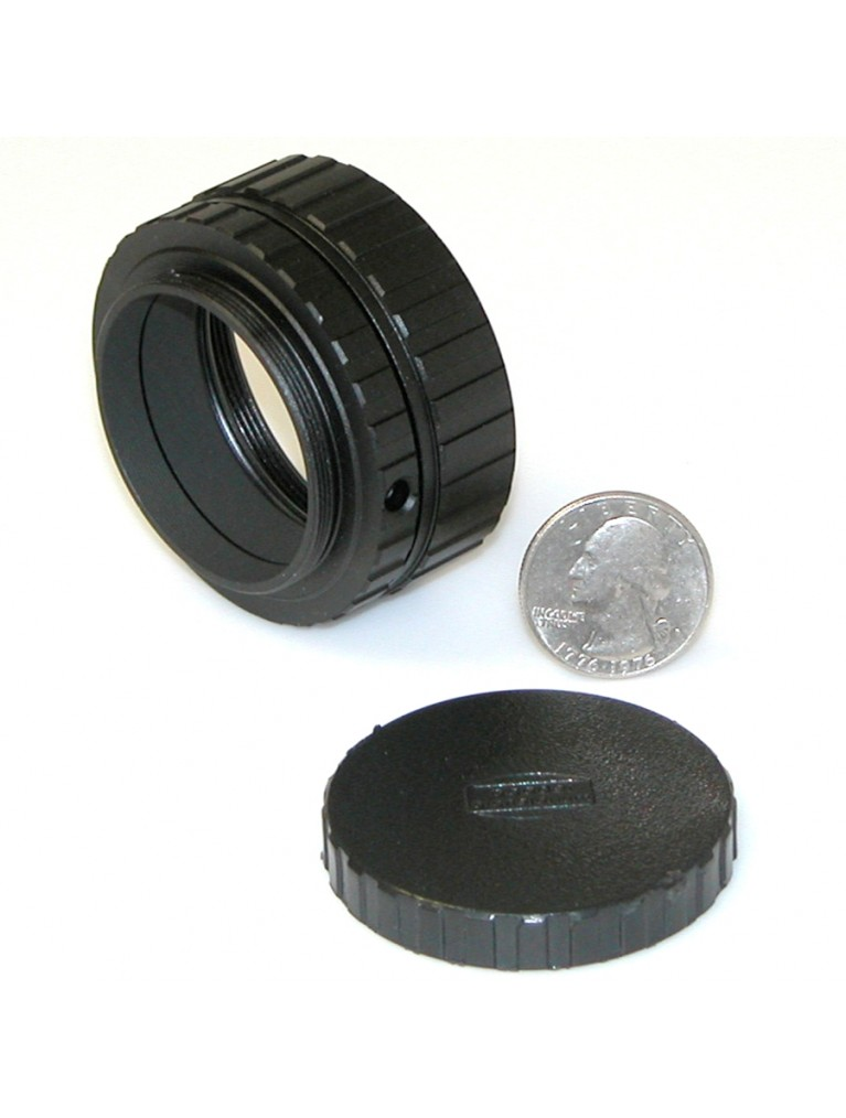 T-Thread visual back to use color filter wheels and/or CCD cameras on SCT scopes