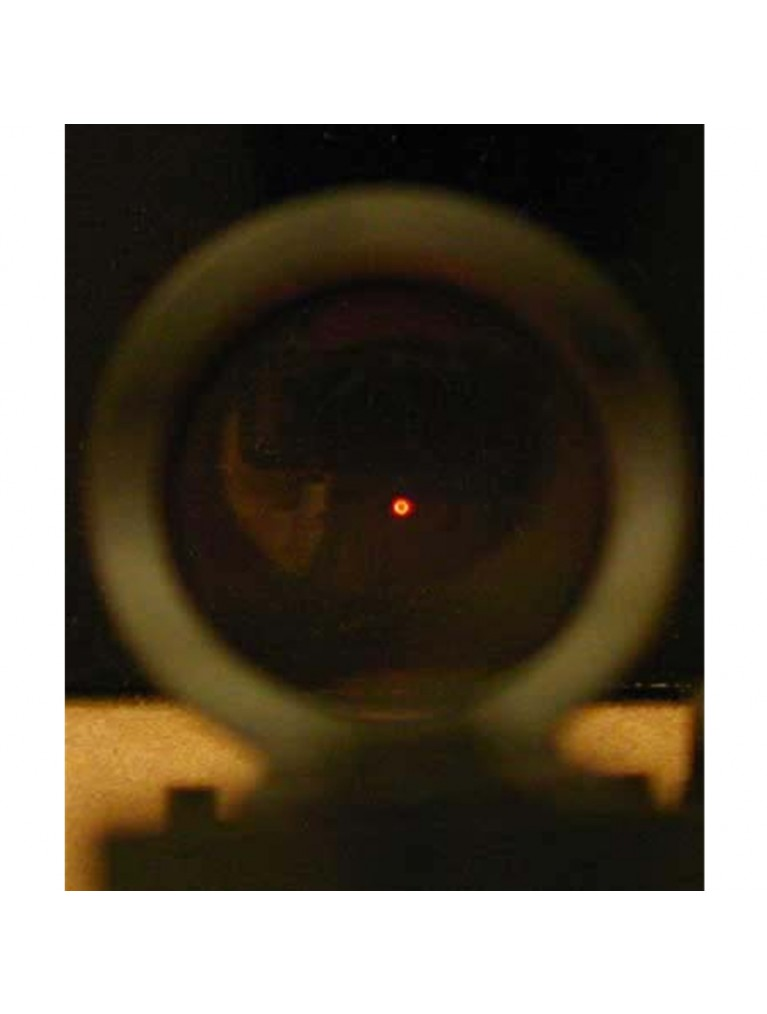 Star Pointer Illuminated red dot finder