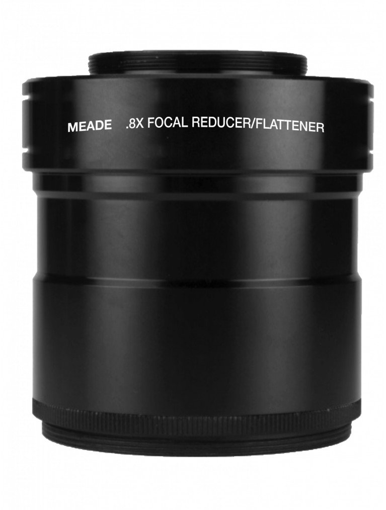 """Meade Series 6000 Field Flattener/ 0.8x Focal Reducer 3"""" For Meade 115mm and 130mm APO"""