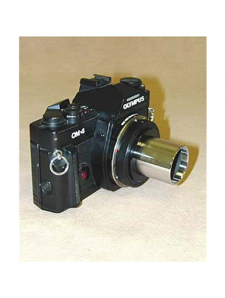 """1.25"""" camera adapter/variable eyepiece projection adapter, needs T-ring"""