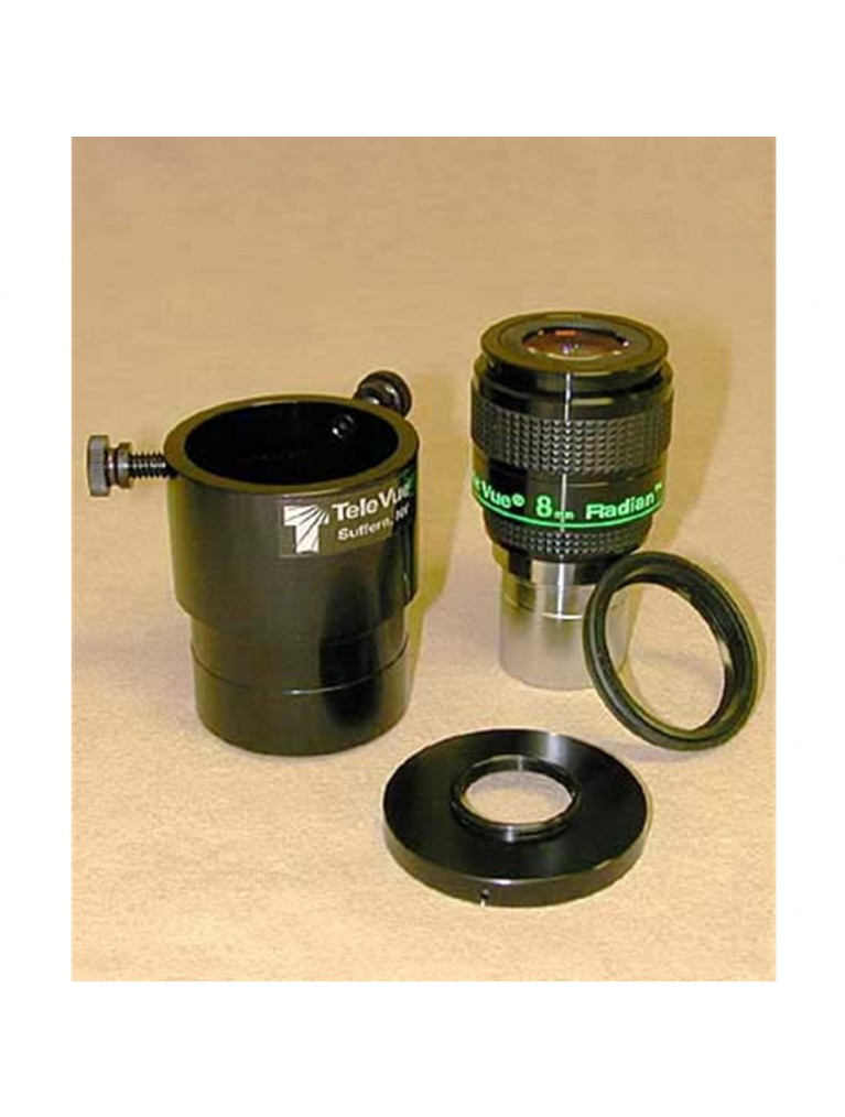 Afocal 28mm digital camera adapter for Radian eyepieces and some others