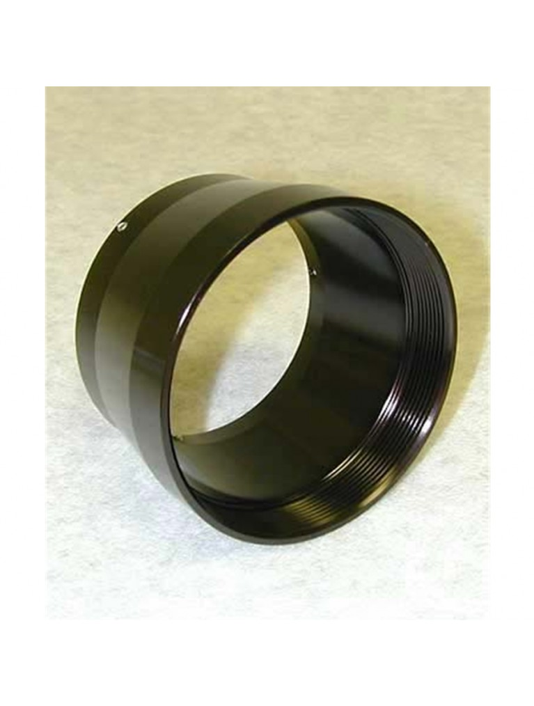 Non-vignetting adapter to mount Feather Touch focuser on Celestron 11/14