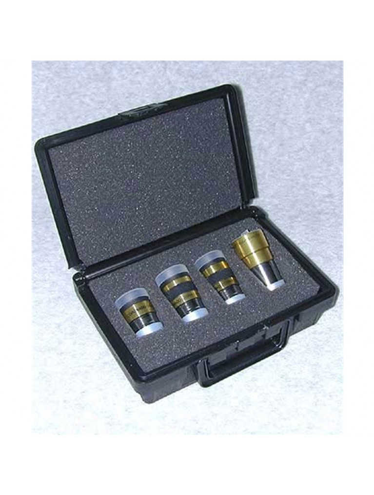 CEMAX Three eyepiece/Barlow set
