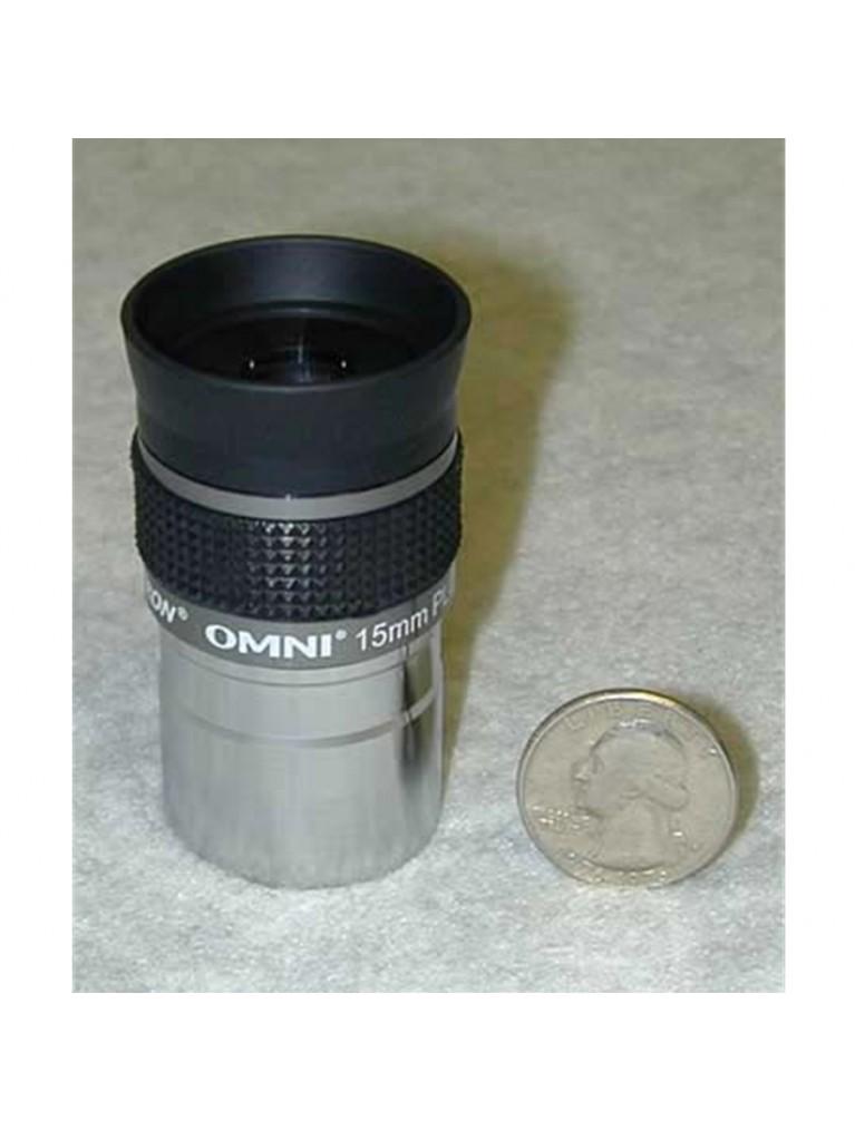 "Omni 15mm 1.25"" Plossl"