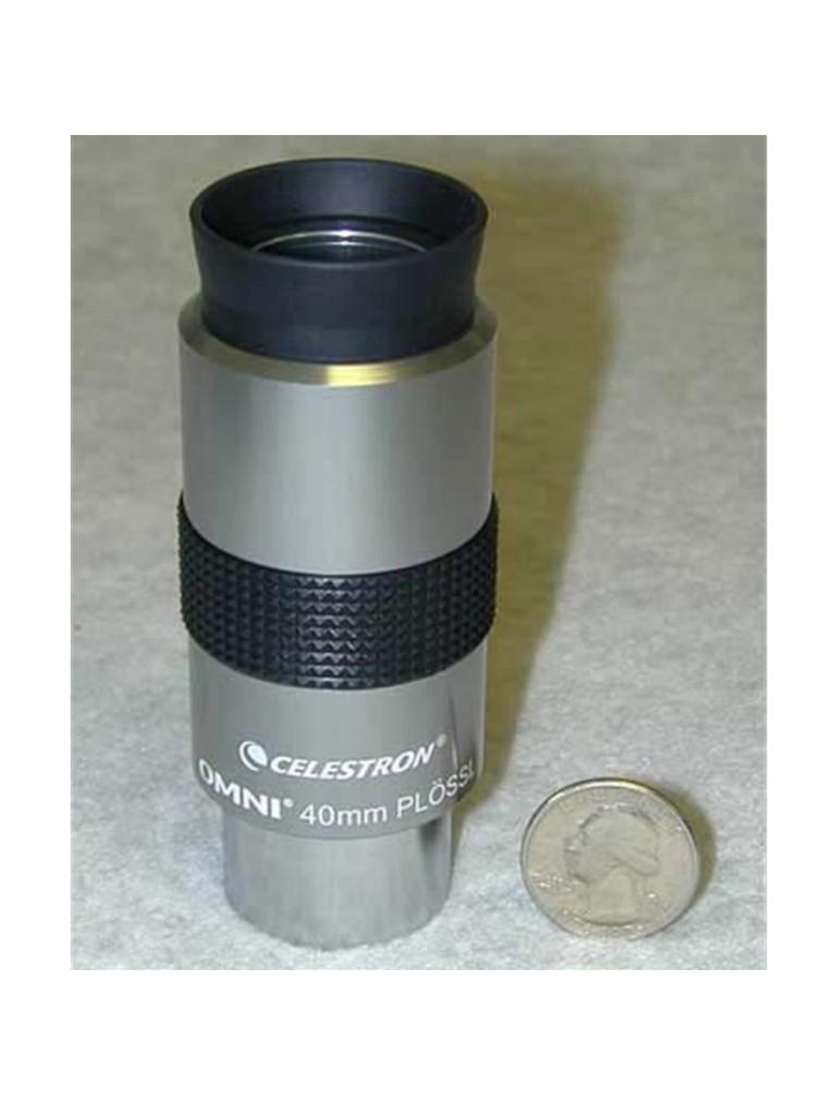 "Omni 40mm 1.25"" Plossl"