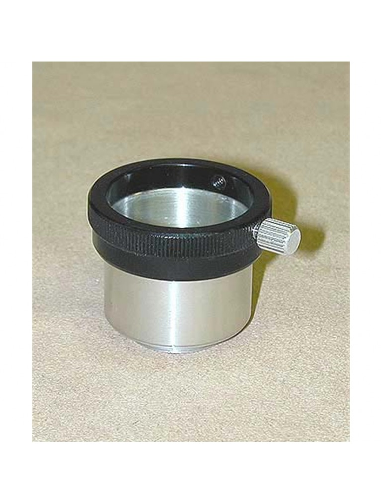 "Slip-fit adapter to use non-Questar eyepieces in older Questar 3.5"" scopes"