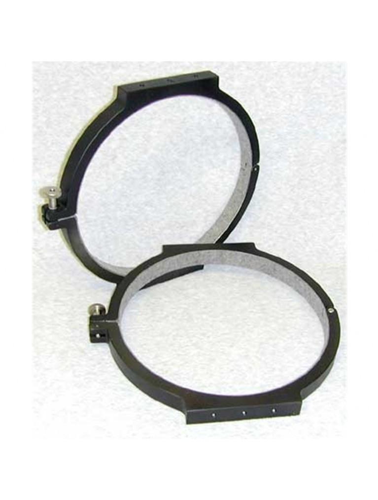 "Celestron 14"" SCT rings, 15.3"" ID, pair"