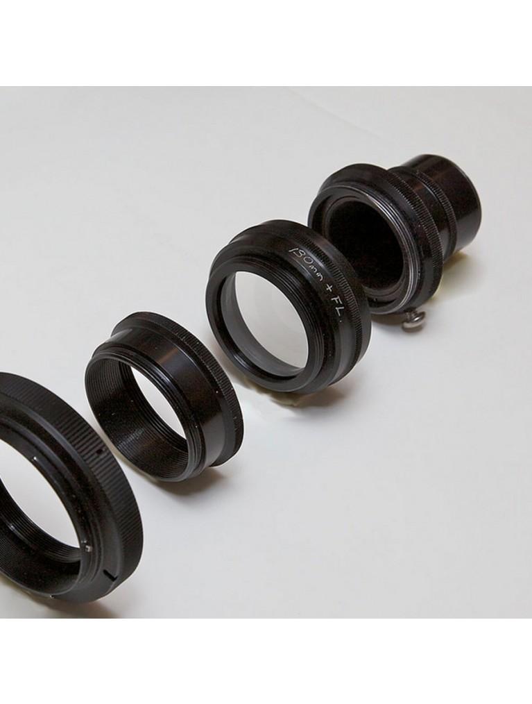 Questar achromatic 0.7x focal reducer