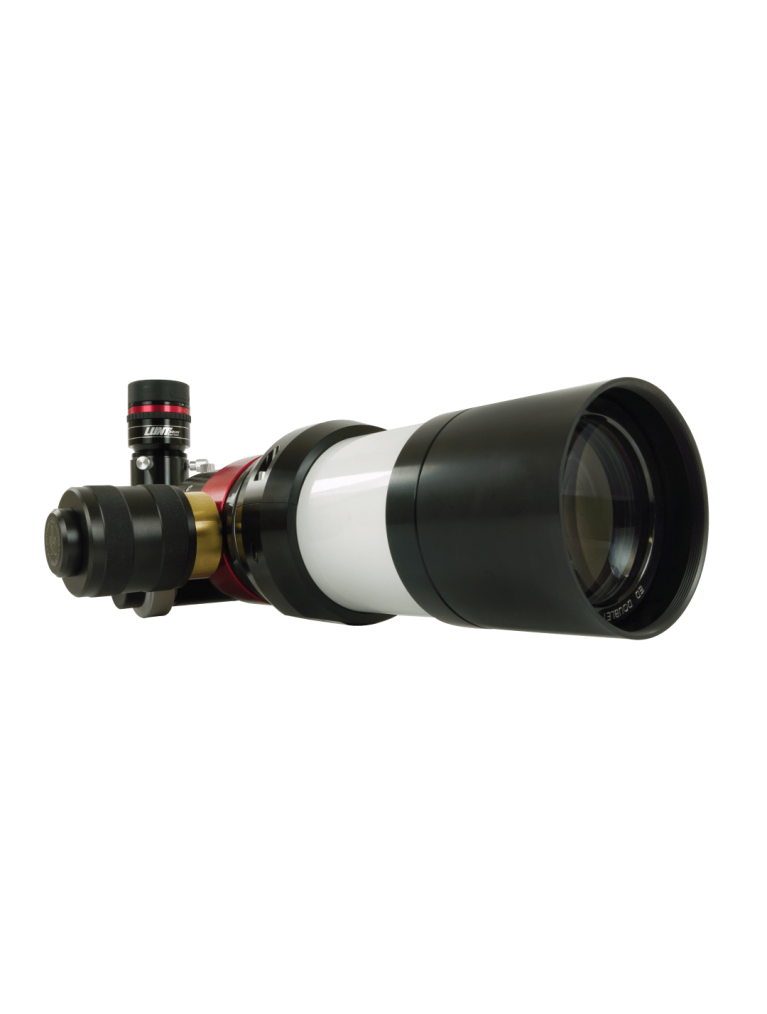 """LUNT LS60MT MODULAR TELESCOPE H-ALPHA PRESSURE TUNED 2"""" Rack and Pinion Focuser WITH B1200"""