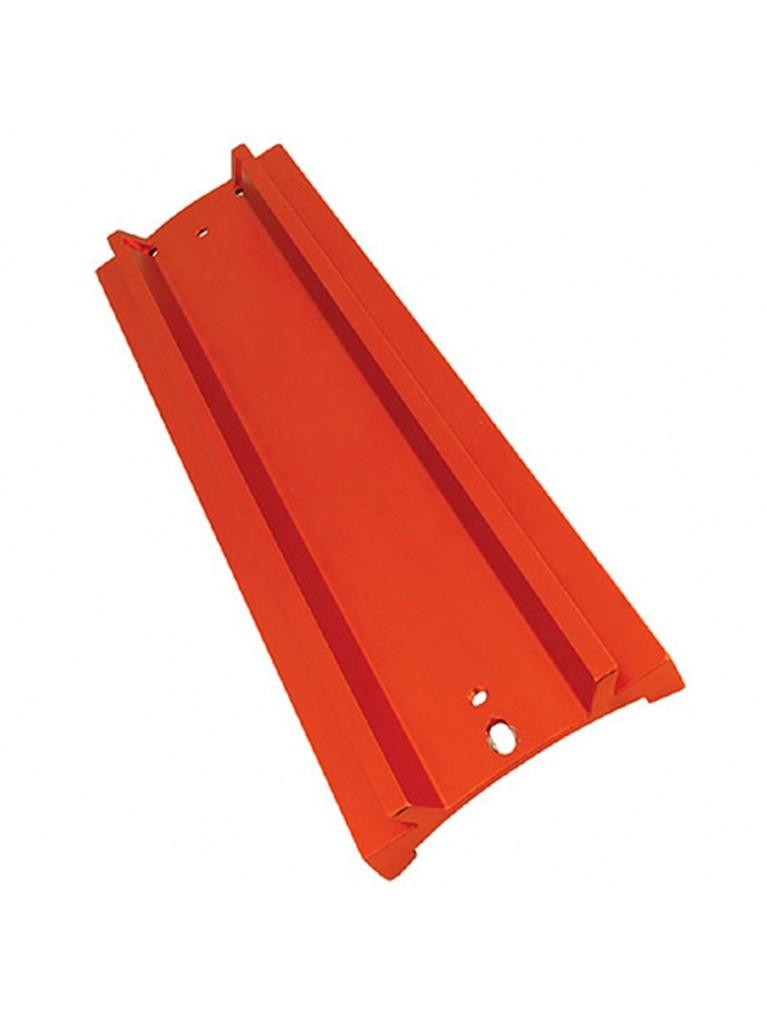 "Dovetail plate to mount 9¼"" Celestron optical tube on Celestron and Losmandy mounts"