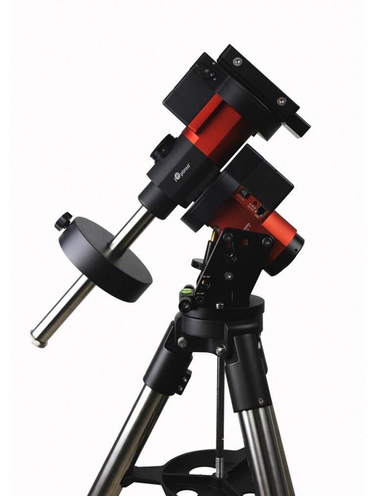 iOptron GEM45 EQ Mount With LiteRoc Tripod