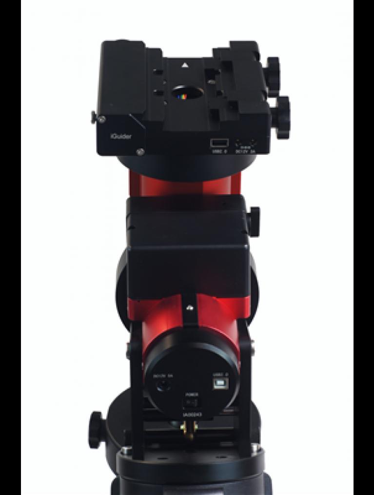 iOptron GEM45 EQ Mount With LiteRoc Tripod, iPolar, iGuider, and Hard Case