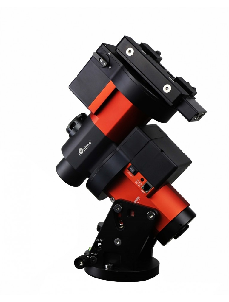 iOptron GEM45 Equatorial Mount Head Only