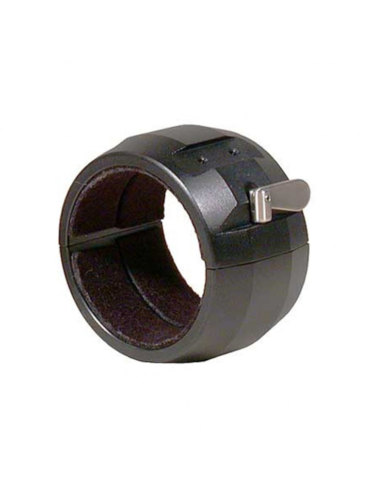 "TV-76/85/Pronto 3"" Satin black tube ring"