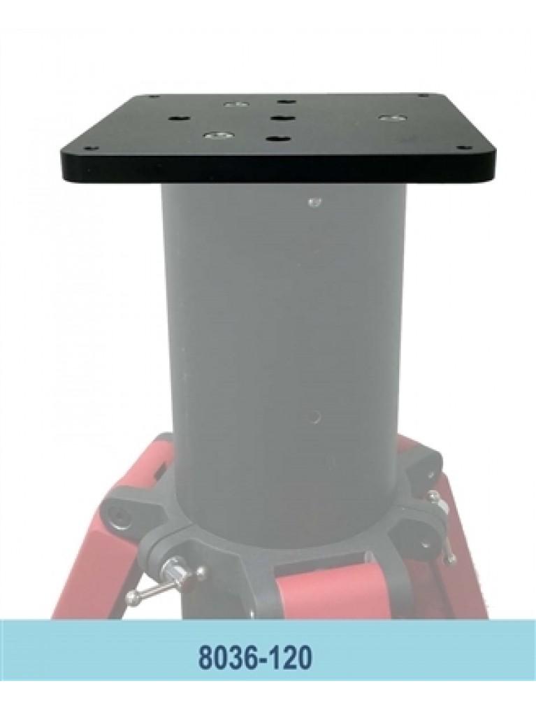 iOptron CEM120 Pier Top Adapter