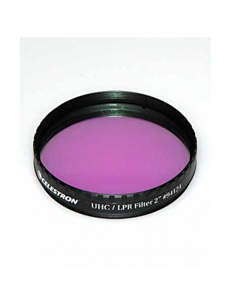 "48mm UHC narrowband filter for 2"" eyepieces"