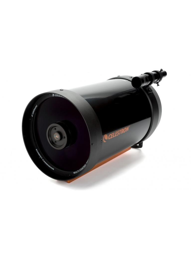 """Celestron 8"""" SCT optical tube, CG5/AVX dovetail"""