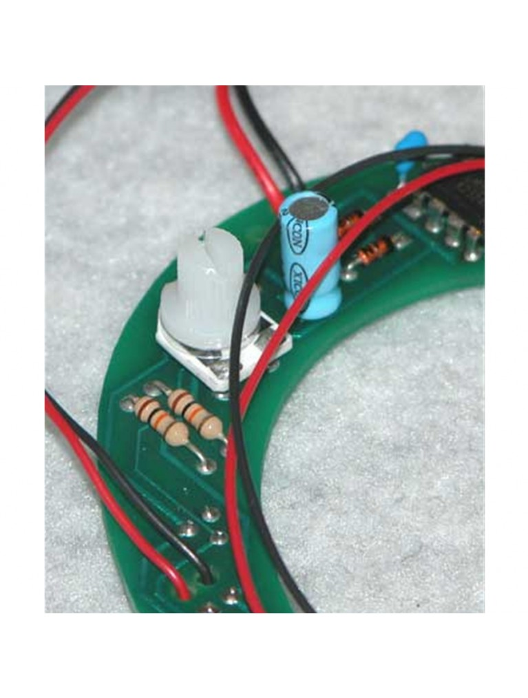"""Self-regulating temperature sensing heater for 3.5"""" to 6.5"""" secondary mirrors"""