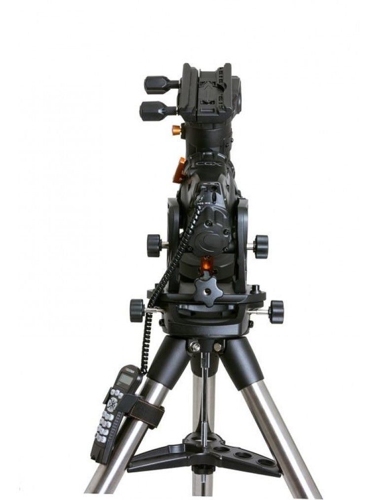 Celestron CGX GoTo German Equatorial Mount 55 Pound Payload 91530