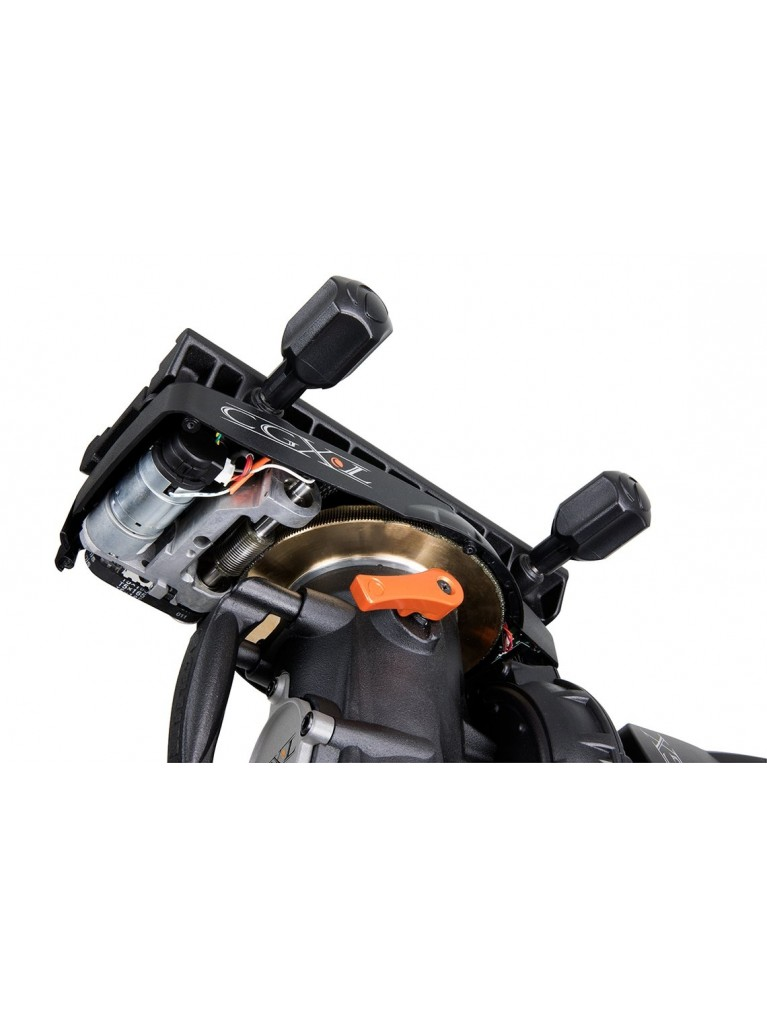 Celestron CGX-L Computerized Go-To German Equatorial Head Only, 75 lb Payload Capacity  91531