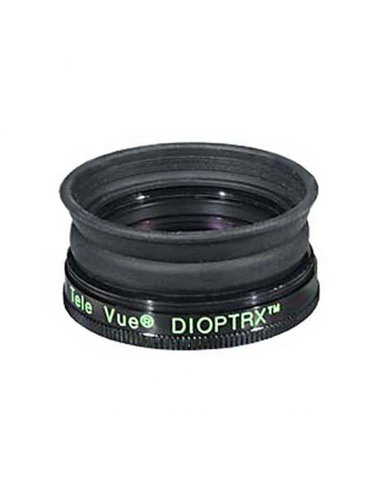 2.50 Diopter Dioptrx astigmatism-correcting lens