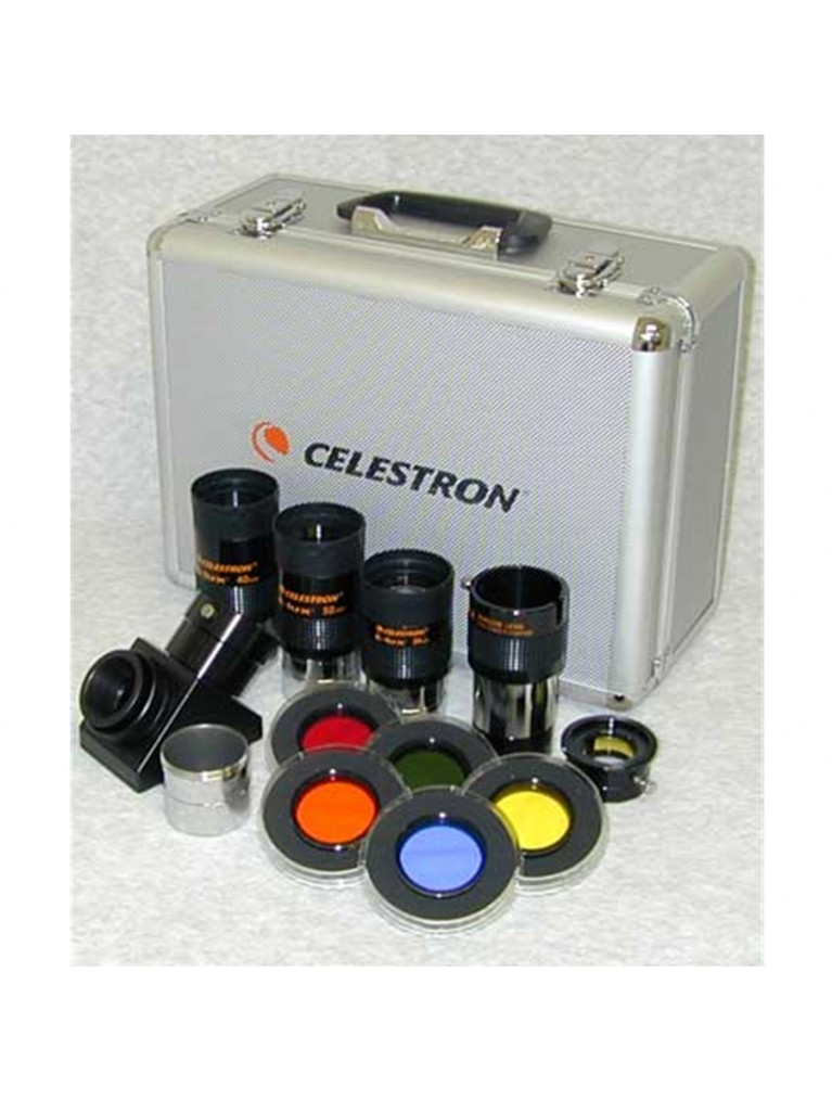 "Kit of 2"" eyepieces and visual accessories"