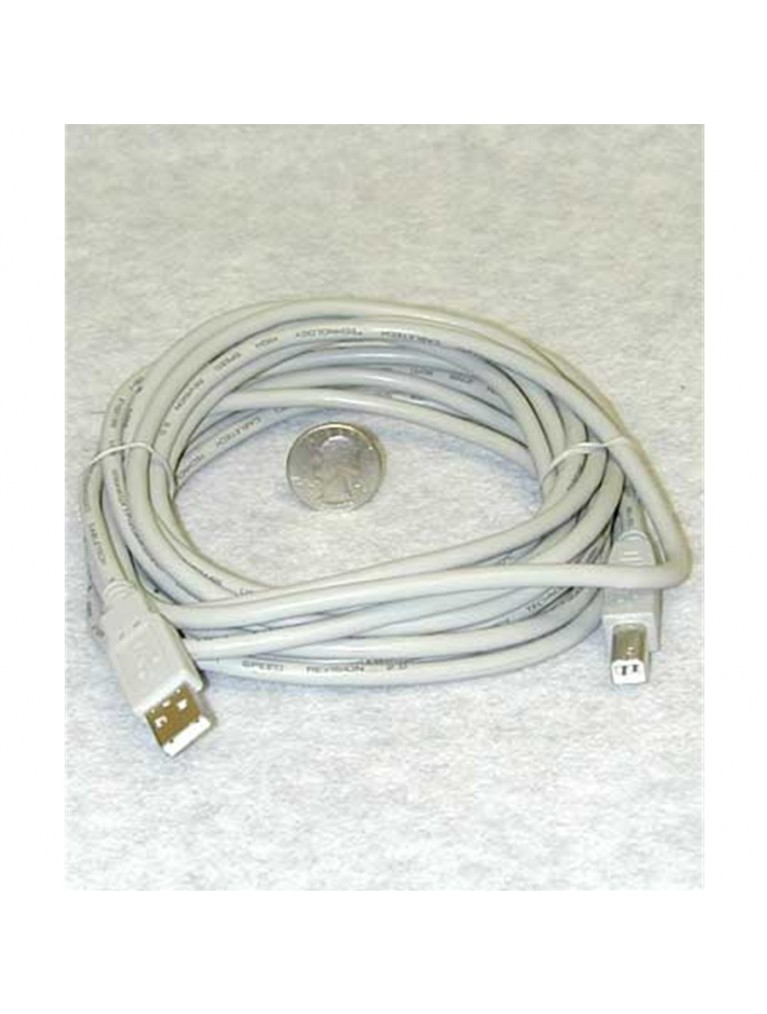 15' USB 2.0 Cable