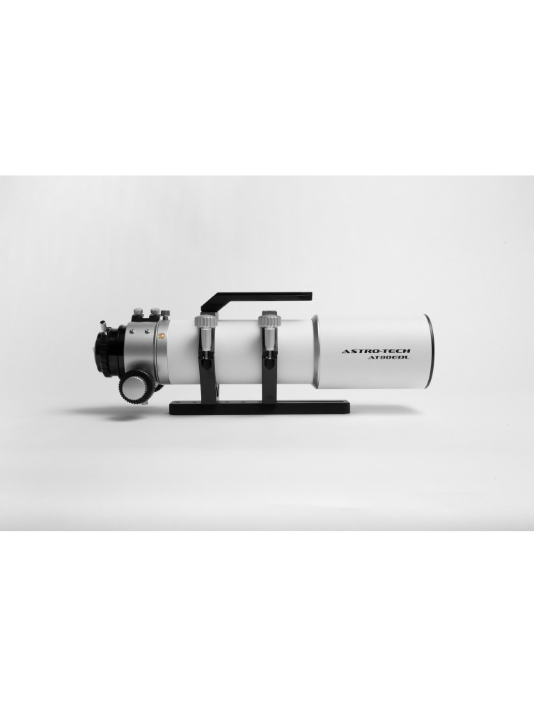 Astro-Tech AT80EDL Refractor OTA FCD-100 and Lanthanum f/7 Doublet