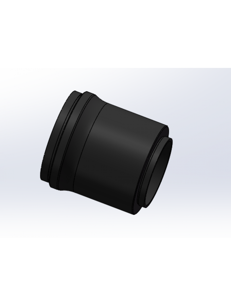 Astro-Tech .8x Reducer Field Flattener For the 72EDII Optical Tubes
