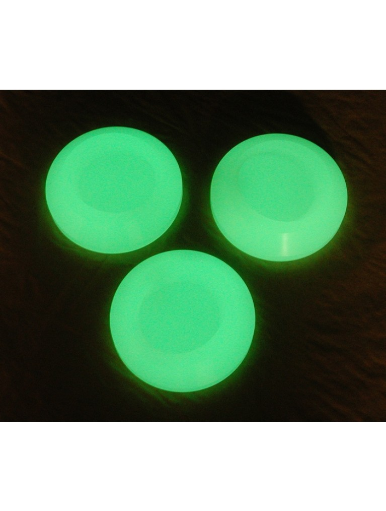 Losmandy Glow-in-the-dark vibration damping feet for G11, set of 3