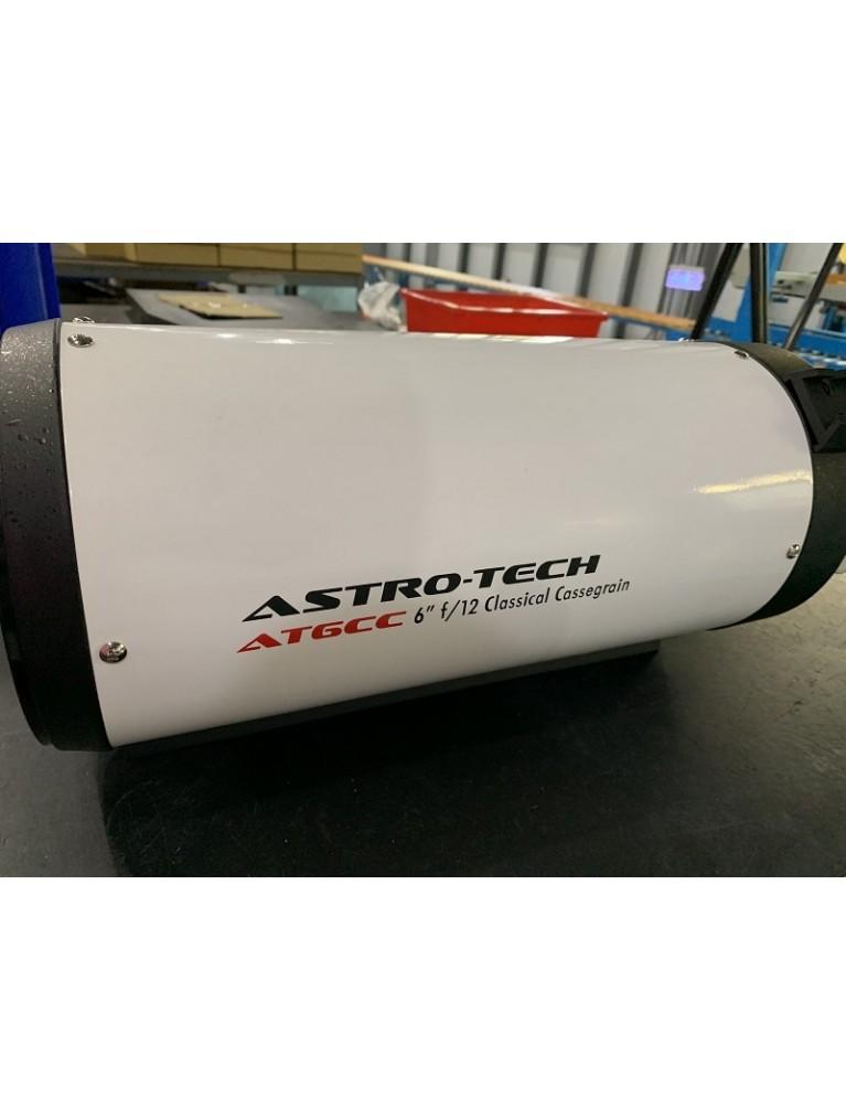 """Astro-Tech AT6CC 6"""" f/12 Classical Cassegrain"""